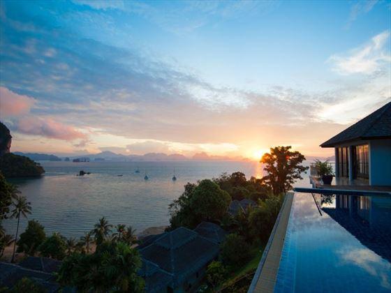 The Paradise Koh Yao Sunrise