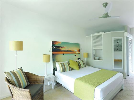Superior room at Veranda Grand Baie