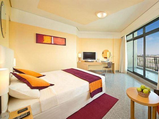 Superior Room with balcony at Arabian Park Hotel