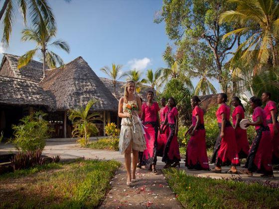 Swahili choir
