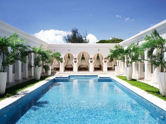 Swimming pool at Baraza Resort & Spa