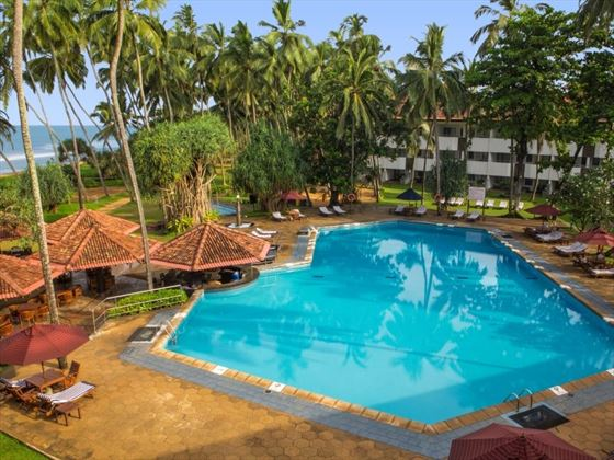 Swimming Pool at Tangerine Beach