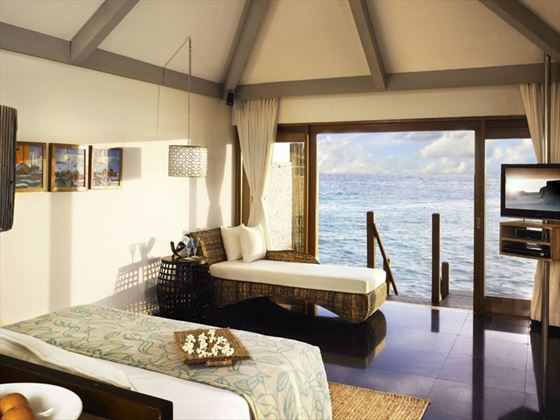 Premium Indulgence Water Villa at Taj Coral Reef Resort & Spa
