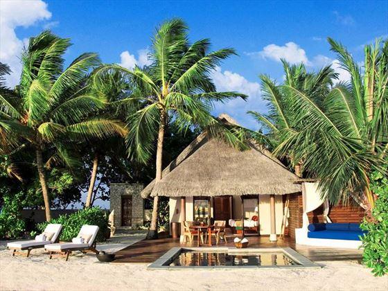 Deluxe Beach Villas at Taj Exotica Resort & Spa