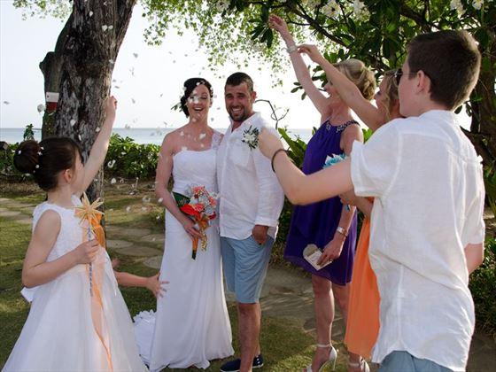 Weddings at Tamarind Barbados