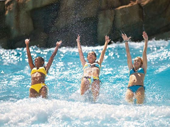 Wave Pools at Aquatica™