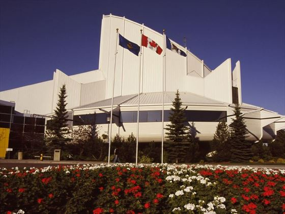 Telus World of Science building, Edmonton