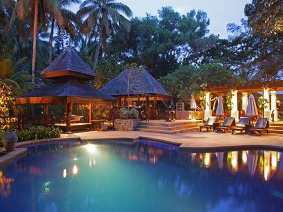 Teratai pool at Tanjong Jara Resort