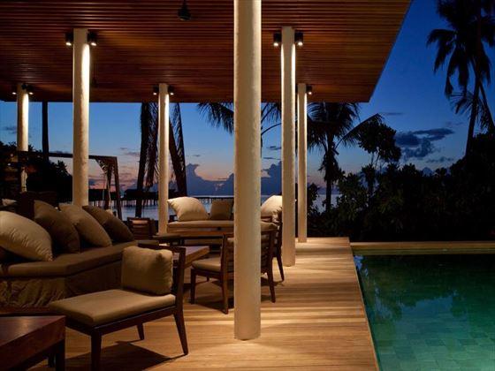 The Bar at Park Hyatt Hadahaa Resort