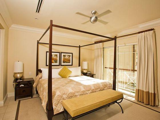 Marina View bedroom