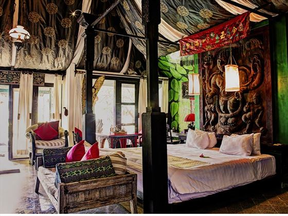 The Puri Dadap Merah Villa, Hotel Tugu Lombok