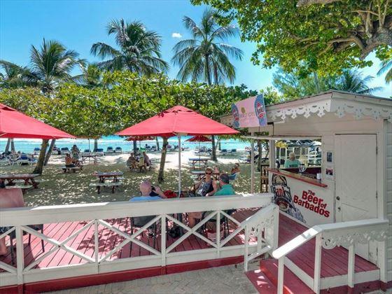 The Seagrape Beach Bar