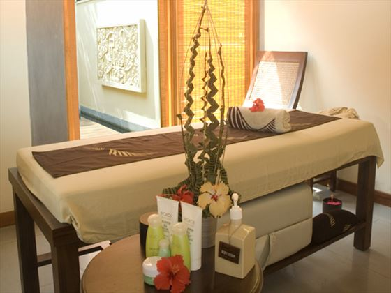 The Serenity Spa at Serene Pavilions