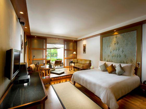 The Sukhothai Bangkok Deluxe Terrace Suite