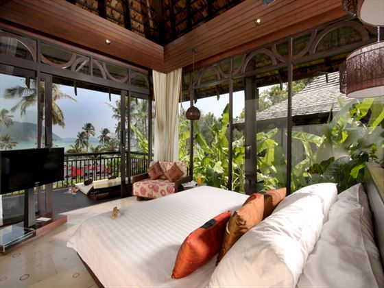 The Vijitt Resort Deluxe Villa