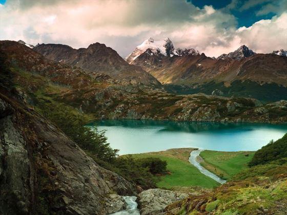 Tierra del Fuego, near Ushuaia