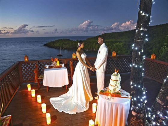 Weddings at Ti Kaye Resort & Spa