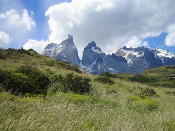 Torres del Paine landscapes, Chile