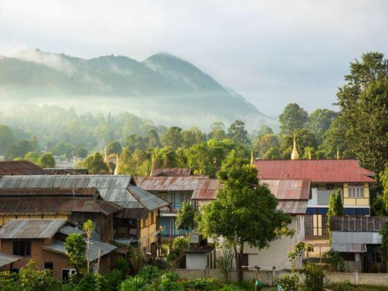 Town at Kalaw