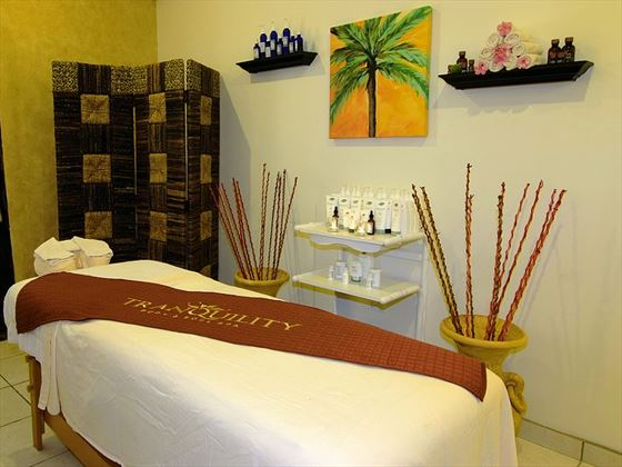 Tranquility spa at The Verandah Resort & Spa