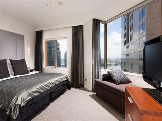 Two-Bedroom Harbour View at Quay West Suites Sydney