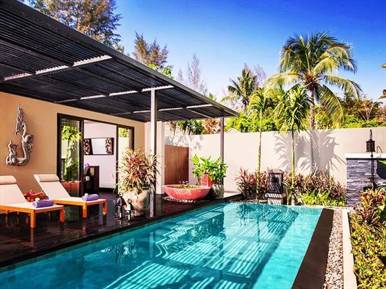 Two Bedroom Pool Villa, Anantara Layan Phuket