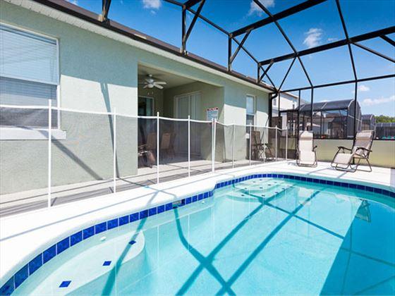 Typical Disney Area Executive Plus Pool