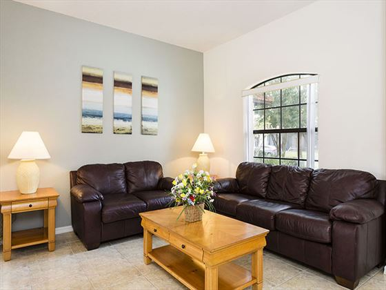 Typical High Grove Living Area