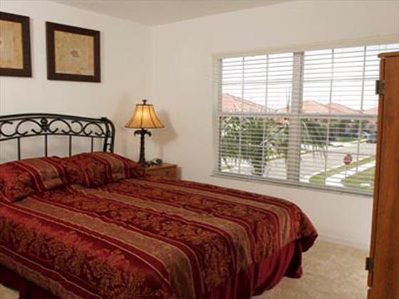 Typical Solana Bedroom