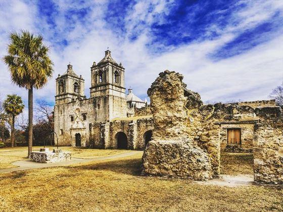 UNESCO San Antonio Mission, Texas