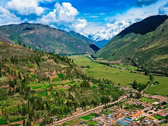 Valle Sagrado views