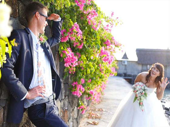 Beautiful weddings at Veranda Paul and Virginie