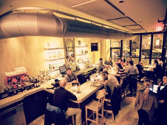 Vernick Food and Drink eatery, Philadelphia