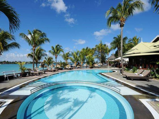 Veranda Grand Baie Hotel & Spa Mauritius Pool