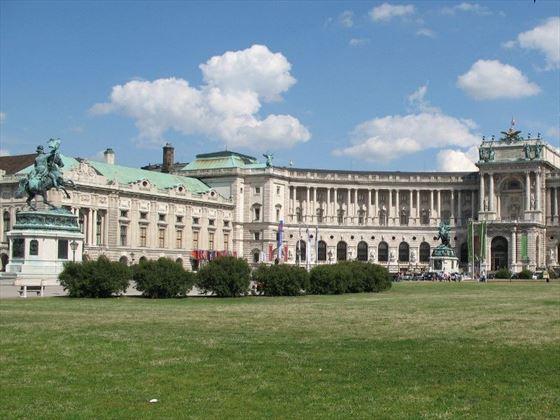 Hofburg Palace Vienna, Austria