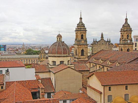 Views of Bogota