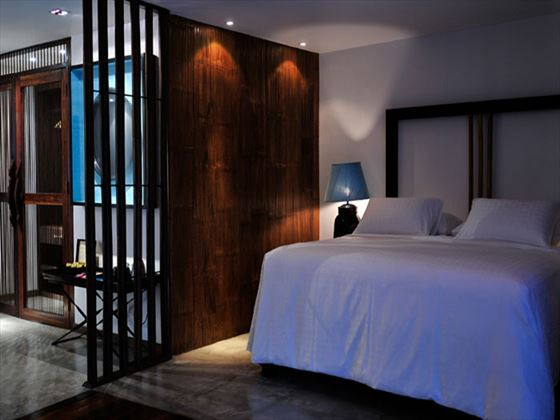 Villa Samadhi Luxe Sarang bedroom