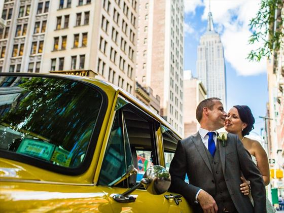 The perfect New York wedding