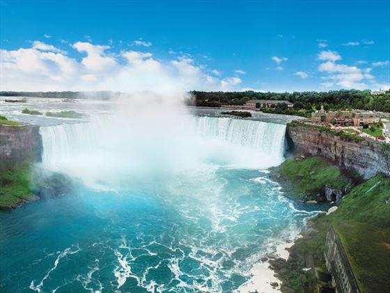 Spectacular Niagara Falls