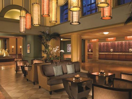 Swan lobby