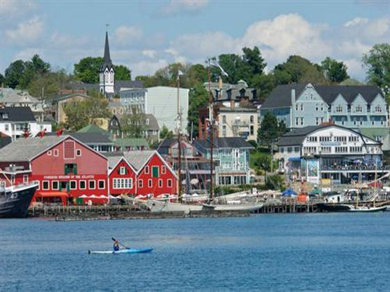 Waterfront in Lunenburg