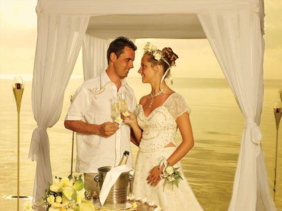 Sarova Whitesands wedding