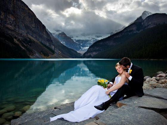 Weddings at Lake Louise - John Bonner