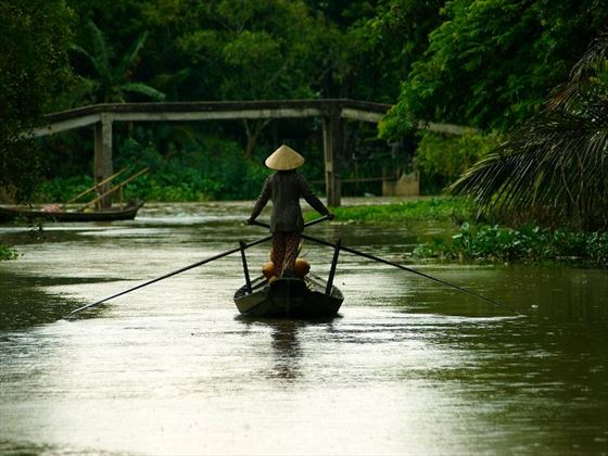 On the Mekong Delta