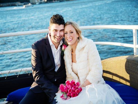 World Yacht Wedding