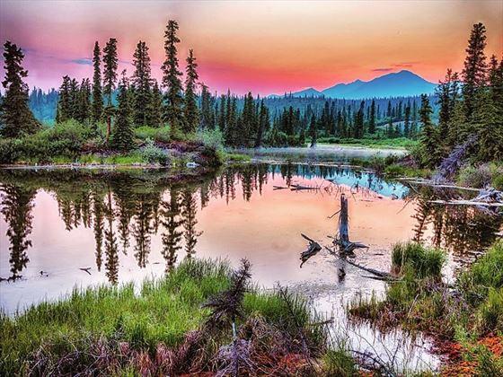 Wrangell-St Elias National Park, Alaska