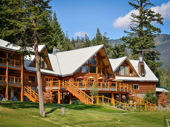 The Tyax Wilderness Resort