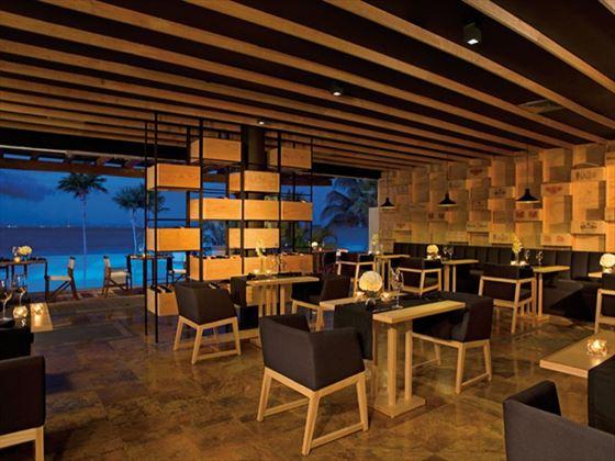 Zoetry Villa Rolandi Island Mujeres Le Metissage restaurant