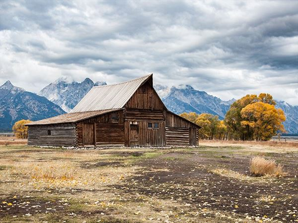 david dunbar cabin near yellowstone