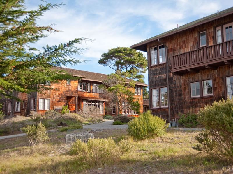 Asilomar Center, exterior